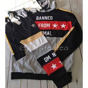 Adidas Rita Ora Banned From Normal outfit 2 pc XL